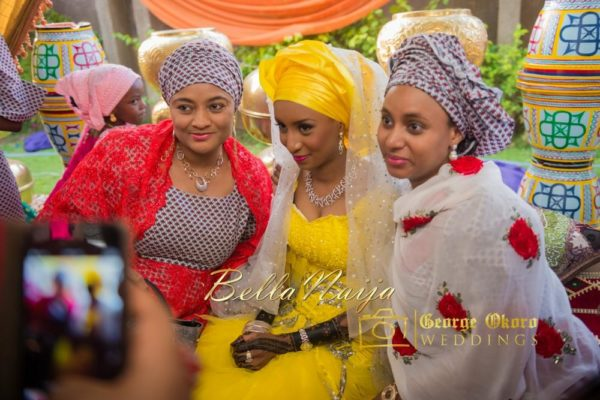 Aisha & Mustapha | Nigerian Muslim Wedding | George Okoro Photography | BellaNaija | 0George Okoro --507