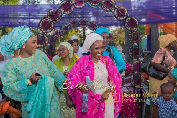 Aisha & Mustapha | Nigerian Muslim Wedding | George Okoro Photography | BellaNaija | 0George Okoro --509