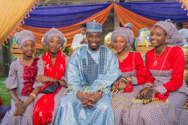 Aisha & Mustapha | Nigerian Muslim Wedding | George Okoro Photography | BellaNaija | 0George Okoro --529