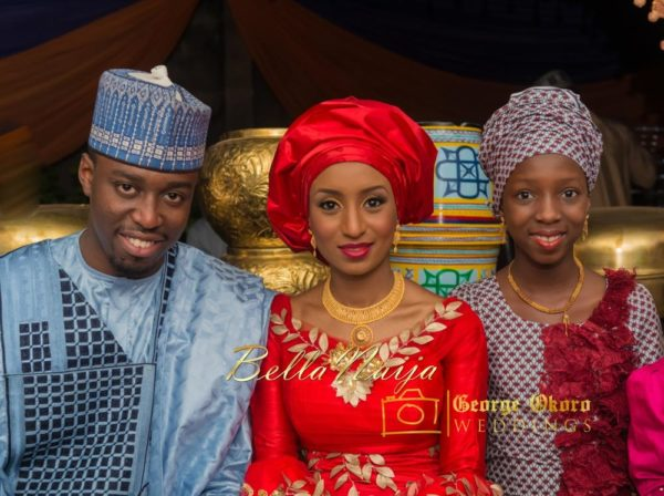 Aisha & Mustapha | Nigerian Muslim Wedding | George Okoro Photography | BellaNaija | 0George Okoro --551
