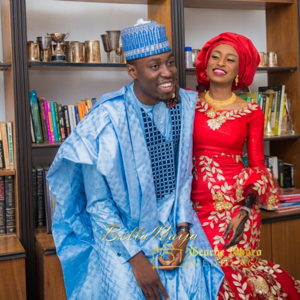 Aisha & Mustapha | Nigerian Muslim Wedding | George Okoro Photography | BellaNaija | 0George Okoro --562