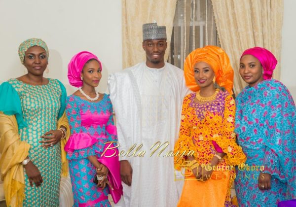 Aisha & Mustapha | Nigerian Muslim Wedding | George Okoro Photography | BellaNaija | 0George Okoro --657
