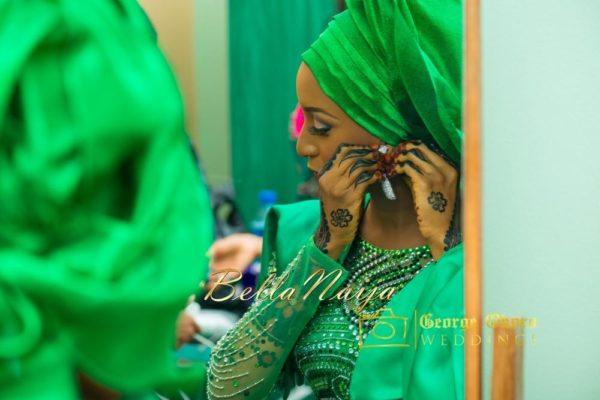 Aisha & Mustapha | Nigerian Muslim Wedding | George Okoro Photography | BellaNaija | 0George Okoro --67