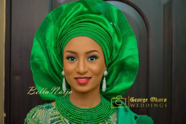 Aisha & Mustapha | Nigerian Muslim Wedding | George Okoro Photography | BellaNaija | 0George Okoro --68