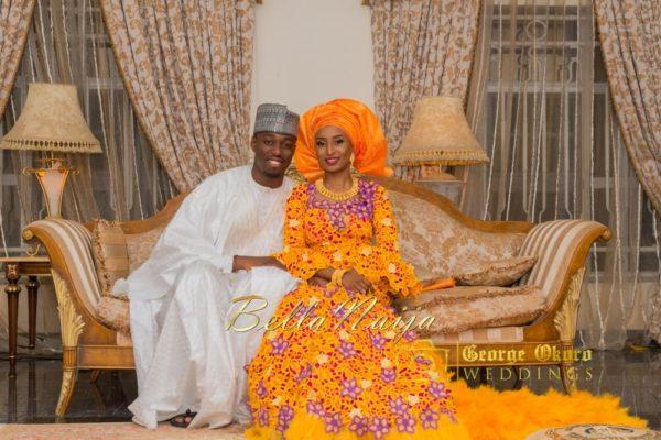 Aisha & Mustapha | Nigerian Muslim Wedding | George Okoro Photography | BellaNaija | 0George Okoro --698