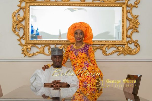 Aisha & Mustapha | Nigerian Muslim Wedding | George Okoro Photography | BellaNaija | 0George Okoro --714