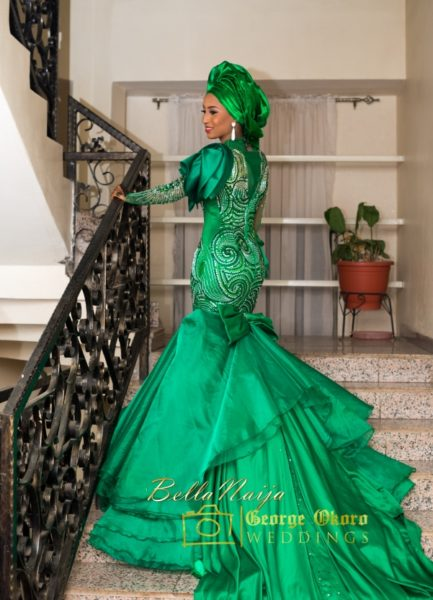 Aisha & Mustapha | Nigerian Muslim Wedding | George Okoro Photography | BellaNaija | 0George Okoro --80