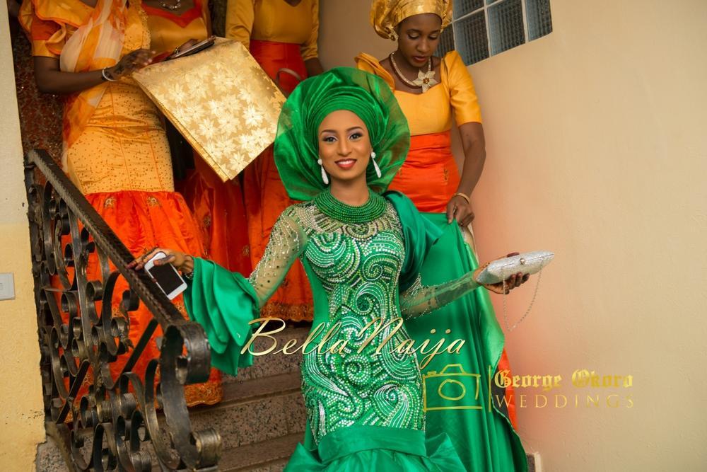Bellanaija weddings presents aisha amp mustapha s regal wedding