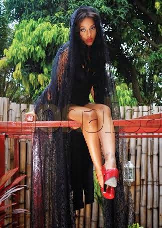 Anita Iseghohi - April 2014 - Monalisa Magazine - BellaNaija.com 02