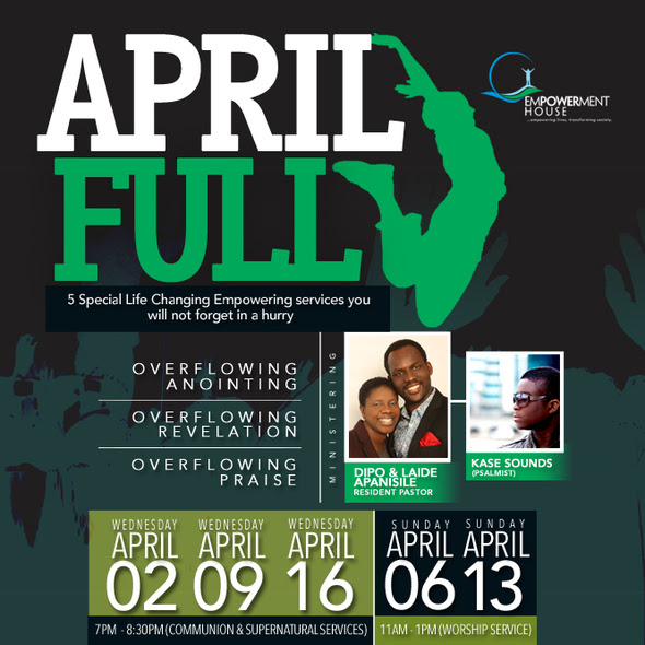 April Full - BellaNaija - April - 2014