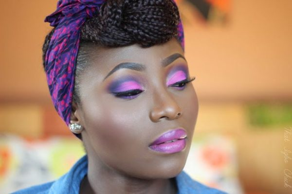 BN Beauty Get This Look with ThatIgboChick - BellaNaija - April2014002