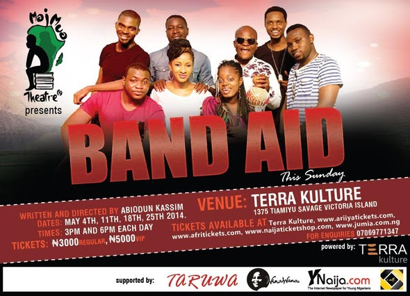 Band Aid - BellaNaija - April - 2014