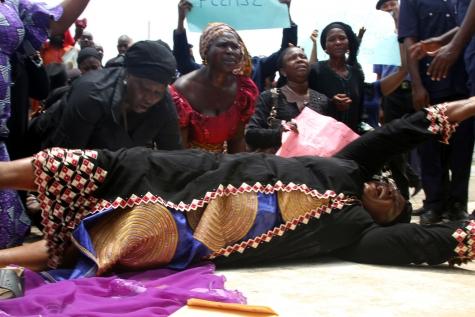 Borno Protest 2