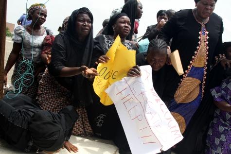 Borno Protest 3