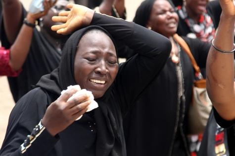 Borno Protest 5
