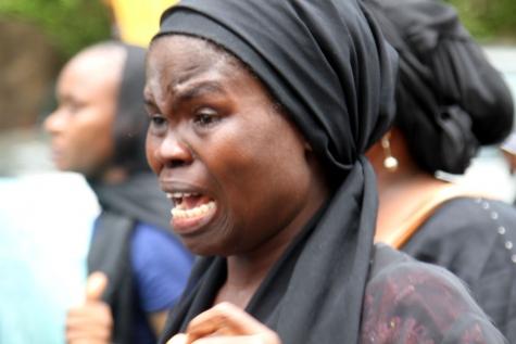Borno Protest 6