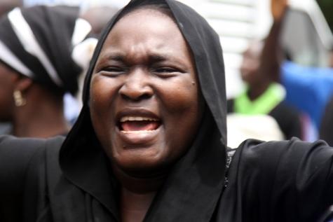 Borno Protest 7