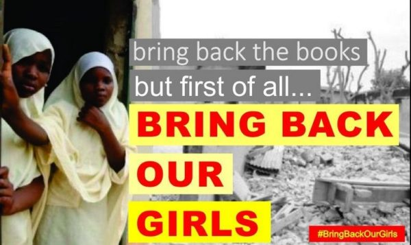 BringBackOurGirls Bella Naija
