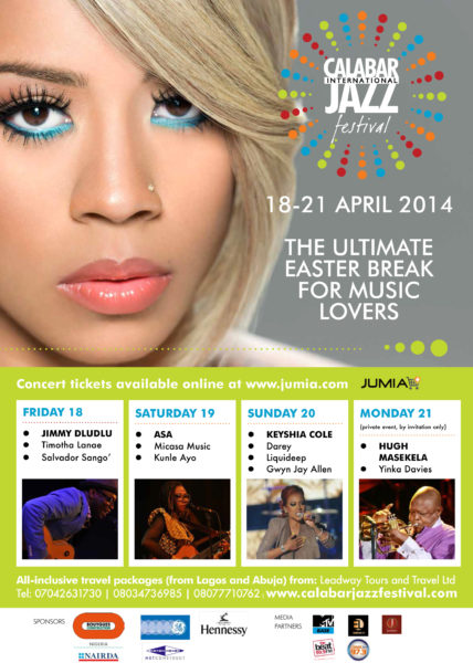 Calabar Jazz Festival - BellaNaija - April - 2014