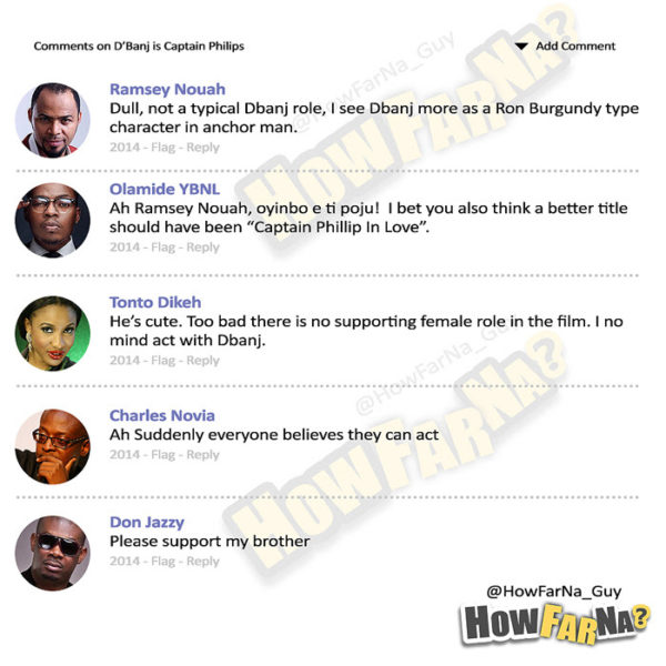 Celebs Movie Posters & Commenters - April 2014 - BellaNaija 01
