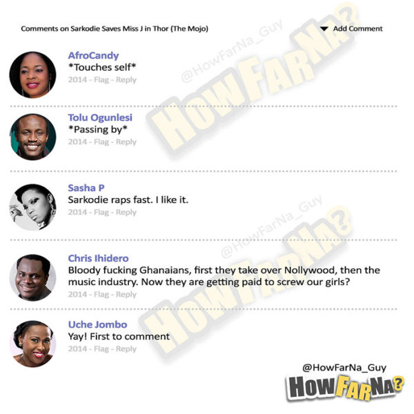 Celebs Movie Posters & Commenters - April 2014 - BellaNaija 012