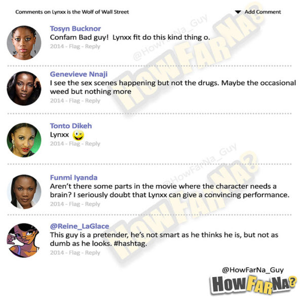 Celebs Movie Posters & Commenters - April 2014 - BellaNaija 06