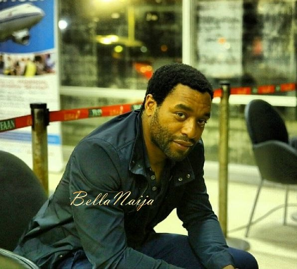 Chiwetel Ejiofor arrives Nigeria - April 2014 - BellaNaija 01