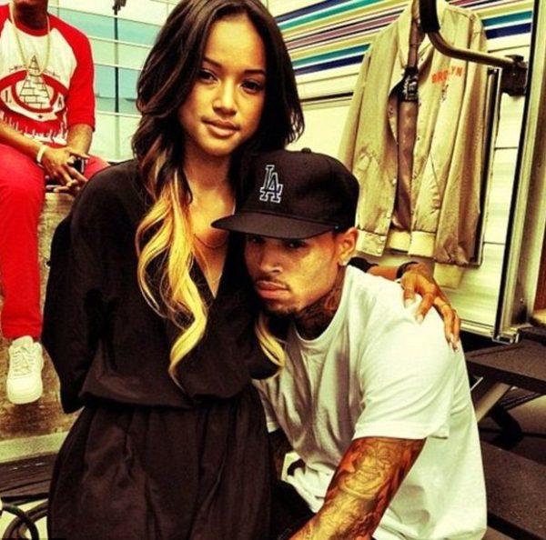 Chris Brown & Karrueche - April 2014 - BellaNaija 01