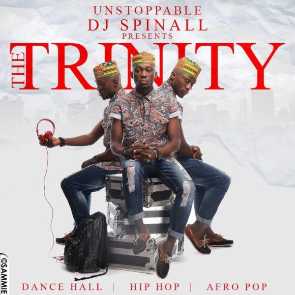 DJ Spinall - The Trinity - BellaNaija - April - 2014
