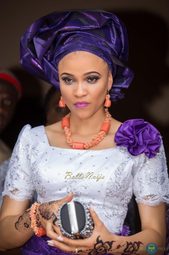 Cool FM Abuja's DJ TTB & Gwen Nebedum's Traditional Wedding