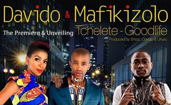 Davido & Mafikizolo - Tchelete - BellaNaija - April - 2014