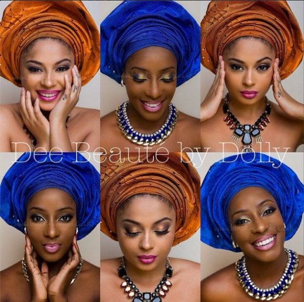 Dee Beaute by Dolly Makeup - Bellanaija - April 2014001