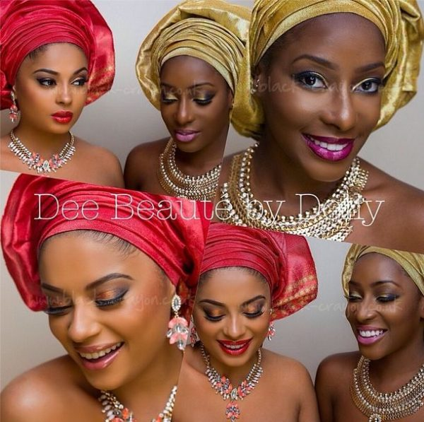 Dee Beaute by Dolly Makeup - Bellanaija - April 2014002