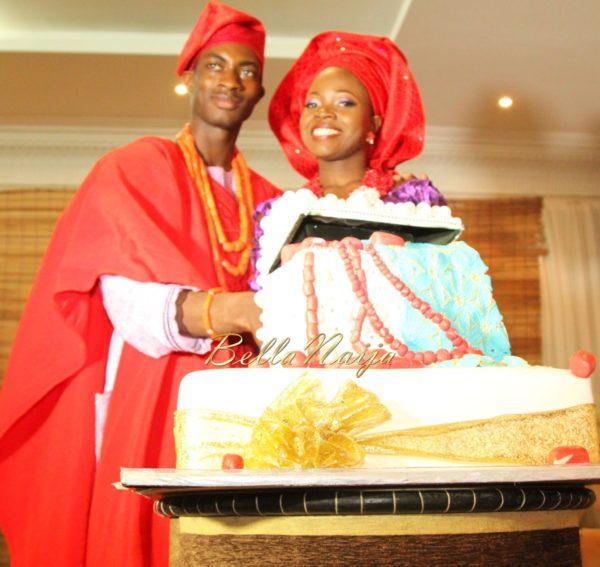 Dolapo & Olayemi | Ibadan Yoruba Nigerian BellaNaija Wedding | 020