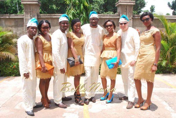 Dolapo & Olayemi | Ibadan Yoruba Nigerian BellaNaija Wedding | 042