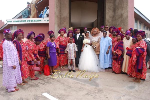 Dolapo & Olayemi | Ibadan Yoruba Nigerian BellaNaija Wedding | 049