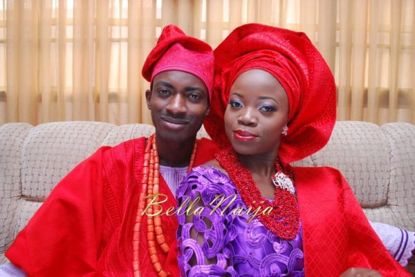 Dolapo & Olayemi | Ibadan Yoruba Nigerian BellaNaija Wedding | 053