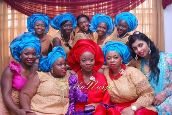 Dolapo & Olayemi | Ibadan Yoruba Nigerian BellaNaija Wedding | 054