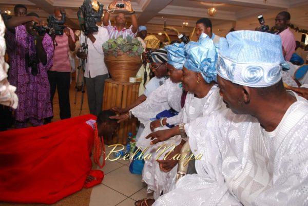 Dolapo & Olayemi | Ibadan Yoruba Nigerian BellaNaija Wedding | 060