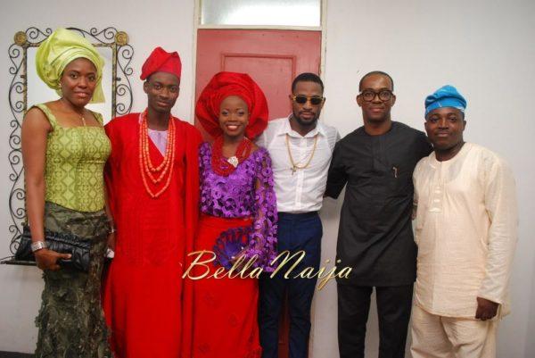 Dolapo & Olayemi | Ibadan Yoruba Nigerian BellaNaija Wedding | 066