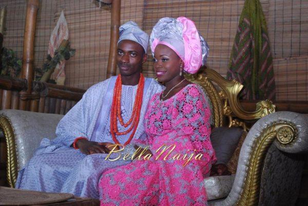 Dolapo & Olayemi | Ibadan Yoruba Nigerian BellaNaija Wedding | 067