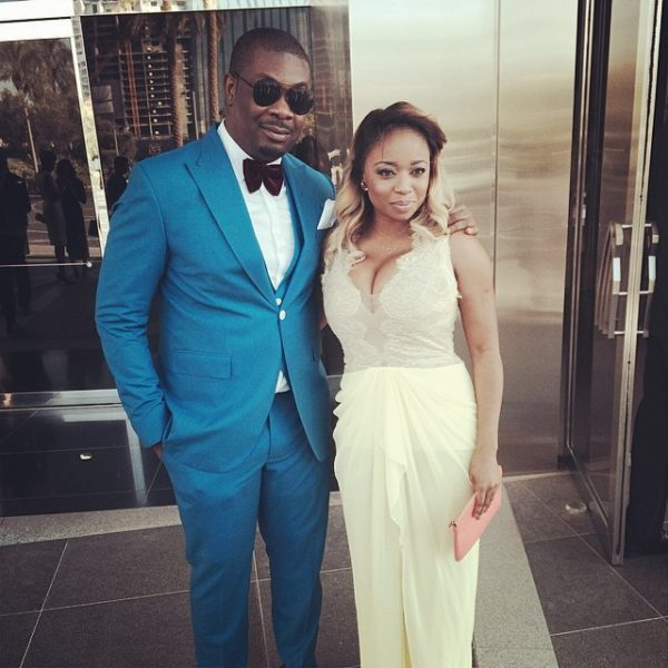 Don Jazzy & Tracy