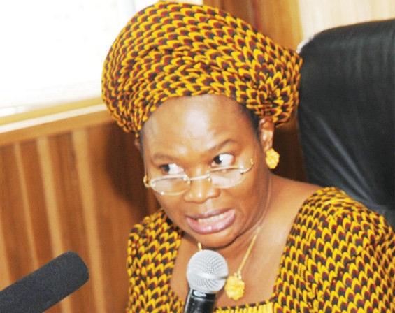 Dora Akunyili Info Minister - Bella Naija