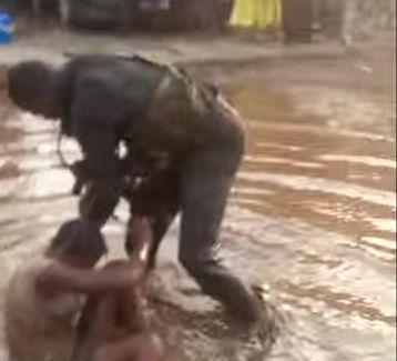 Drunk Police Man - April 2014 - BellaNaija.com