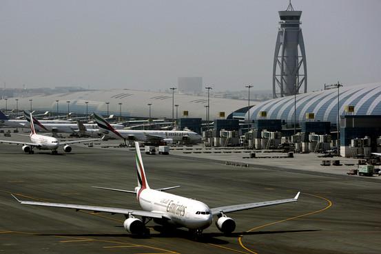 Dubai Airport - April 2014 - BellaNaija.com