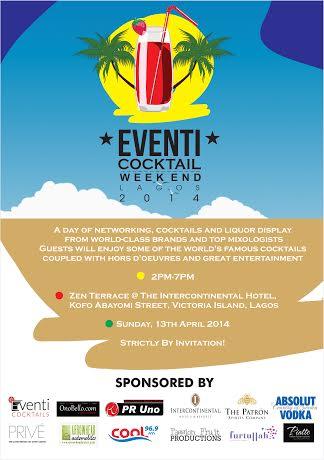 Eventi Cocktail Weekend Lagos 2014 - BellaNaija - April 2014