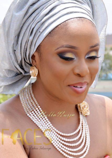 Faces by Labisi Makeup - BellaNaija Weddings - Black Bride Inspiration:Nigerian Wedding - 00