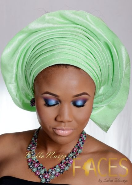 Faces by Labisi Makeup - BellaNaija Weddings - Black Bride Inspiration:Nigerian Wedding - 010
