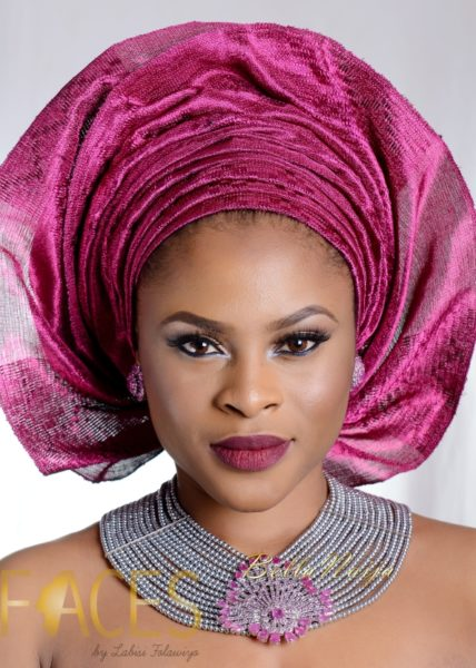 Faces by Labisi Makeup - BellaNaija Weddings - Black Bride Inspiration:Nigerian Wedding - 012