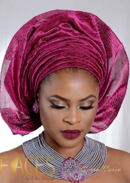Faces by Labisi Makeup - BellaNaija Weddings - Black Bride Inspiration:Nigerian Wedding - 013